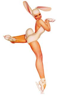 rabbit pin up girl - Pesquisa Google