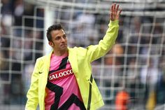 Del Piero addio alla Juventus