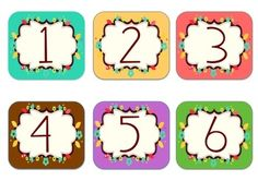 Use these numbers as student number labels or as calendar numbers! Comes with 5 blanks to write holidays on or to add numbers. MORE CLASSROOM DECOR ⭐ Boho Bird Classroom Decor Chevron Classroom Decor, Classroom Ideas, Instructional Planning, Number Labels, Calendar Numbers, Student Numbers, Kindergarten Freebies, Bird Theme, Class Decoration