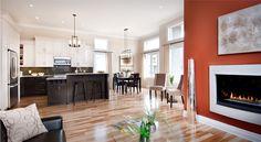 Great Room   EQ Homes