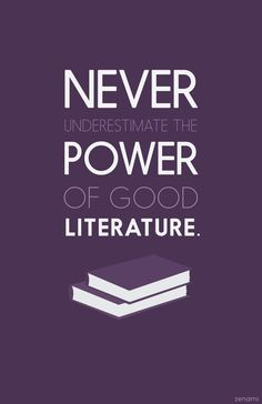 Never underestimate the power of good literature.  Welcome to Night Vale