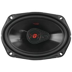 CERWIN-VEGA MOBILE H4692 HED 2-Way Coaxial Speakers (6 x 9, 400 Watts)