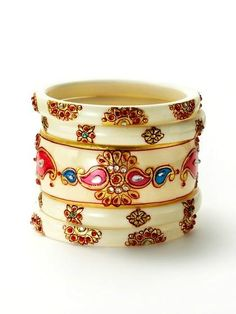 I'm obsessed with these bangles