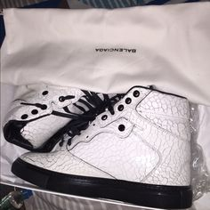 66ee6d30f1dc Balenciaga sneakers Women size 38 (8) balenciaga sneakers brand new.  Purchase from barneys