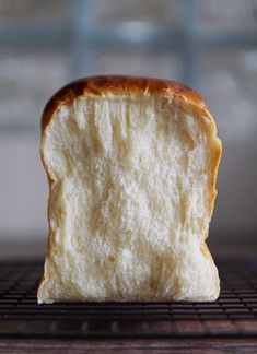 High Protein Flour, Protein Bread, Bread Machine Recipes, Bread Recipes, Cooking Recipes, Soft Fluffy Bread Recipe, Shokupan Recipe, Charcoal Bread, Hokkaido Milk Bread