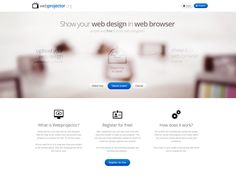 WebProjector.org by Adam Czajkowski