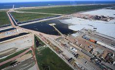 NOTÍCIAS DO TRECHO: Um porto seguro para as operações movidas a 'óleo ...