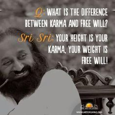 Karma & Free Will