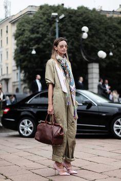 Street Style Milan Fashion Week 2014 | Galería de fotos 45 de 47 | GLAMOUR