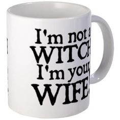 Want:) princess bride quote mug Witch Wife Princess Bride Mug