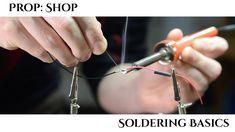 Prop: Shop - Soldering Basics