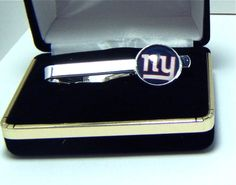 Tie Clip New York Giants Footballl Team NFL by CynthiaCoolBeans, $19.95