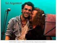 MARCO MENGONI e SARA JANE MORRIS - ROMA Teatro Valle - 17-03-2012