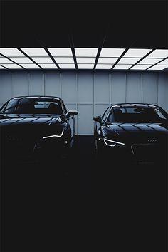 Audi RS7 & R8. Damn.