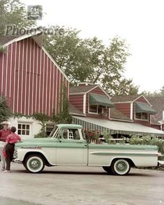 1959 Chevrolet Apache 31 Fleetside.