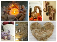 64 DIY ideas to give new life to cork
