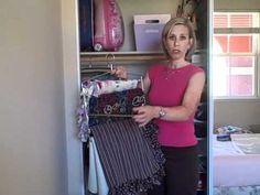 Organizing Children's Blankets