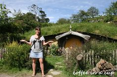 the hobbiton movie set Hobbit Land, The Hobbit, Hobbit Door, I Love The Lord, Humble Abode, New Zealand, My House, Perfect Fit, Tours