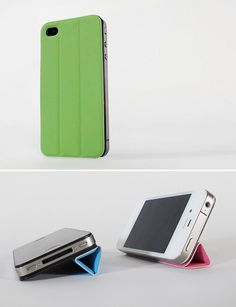someday when I when finally get that iphone, I totally want one of these. In lime green...of course!