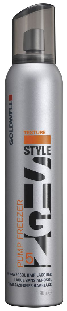 Goldwell StyleSign Texture Pump Freezer 200ml.