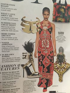 I may never be able to afford this beautiful Givenchy gown in Marie Claire magazine... But a Turkish kilim with the same vibe to enjoy everyday in my home? Yes please. Vintage & New Turkish Kilims are 25% off for our Labor Day weekend sale. Www.FloorplanRugs.com