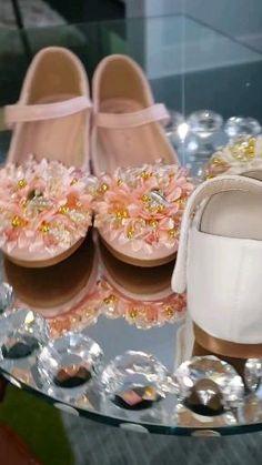 #girlseastershoes #flowergirlshoes #girlspartyshoes #girlsspringshoes #girlsbirthdayshoes #girlsmaryjanes #girlsprincessshoes #girlsblingshoes #girlsweddingshoes #fairytaleshoes #girlssummershoes #girlsdressshoes #pinktoddlergirlshoes #whitetoddlergirlshoes Bedazzled Shoes, Bling Shoes, Princess Flower, Princess Shoes, Girls Wedding Shoes, Flower Girl Shoes, Girls Dress Shoes, Toddler Girl Shoes, Baby 1st Birthday