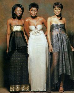 90s African style