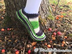 Knitting pattern | New Biscotte's Slippers - Biscotte yarns - 5