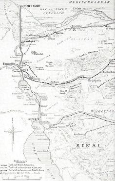 Image Result For Map Suez C