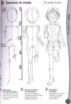 tuto dessin manga