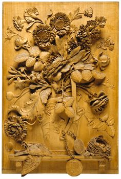 Carved Relief (Allegory of the Constitution of 1791)