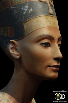 An accurate digital 3D reconstruction of the bust of Nefertiti held in the Museum of Berlin using cloud sourced photogrammetry as a basis for digital sculpting. http://nefertitihack.alloversky.com/