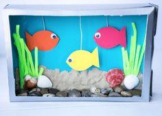 Kleurplaten Thema Water.30 Beste Afbeeldingen Van Knutselen Water Crafts For Kids