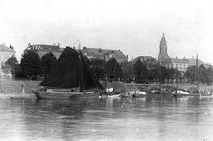 rijnkade arnhem | Arnhem, Rijnkade 1880 – Oud-Arnhem