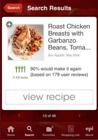 Great app for you cooks out there.