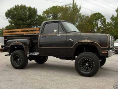 77 dodge warlock.3 side | '77 Dodge Warlock 4x4 | Flickr - Photo Sharing!