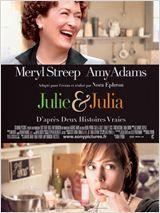 Julie et Julia avec Meryl Streep et Amy Adams, Julia Child est la femme qui a changé pour toujours la façon de cuisiner de l'Amérique. Mais en 1948, elle n'est encore qu'une Américaine anonyme vivant en France. Le travail de son mari les a amenés à s'installer à Paris, et Julia cherche activement une occupation. C'est alors qu'elle se prend de passion pour la cuisine française...