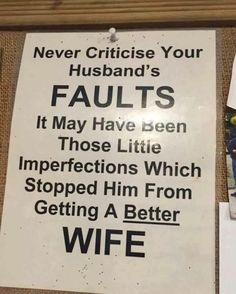 This sign is the truth