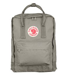 Shop Hunting Tuesdays: Fjällräven Kånken |  ShopStraight backs are happy backs. Kånken was launched in 1978 to spare the backs of school children. Back problems had begun to appear in increasingly younger age groups and shoulder bags were popular. Kånken has many simple, clear functions. The backpack soon became a common sight at pre-schools and nature schools around the country. The idea of using a backpack quickly spread, as did Kånken. It is just as popular today, and an excellent…