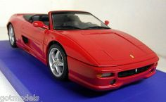 Ut models 1/18 scale 180 074030 #ferrari f355 #spider 1994 red #diecast model car,  View more on the LINK: 	http://www.zeppy.io/product/gb/2/232055741093/