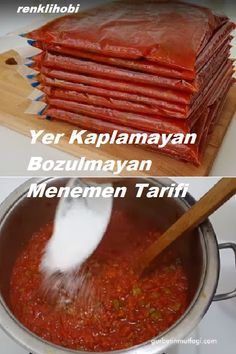 Turkish Recipes, Food Preparation, Vegetable Recipes, Salads, Frozen, Food And Drink, Pasta, Beef, Homemade
