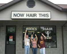 The Best And Worst Punny Hair Salon Names