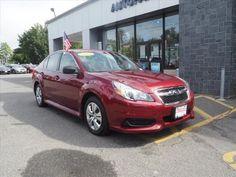 Used 2013 Subaru Legacy 2.5i for sale in Plaistow, NH 03865. Learn more about this vehicle.
