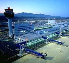 Heraklion airport - Greece