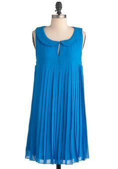 Thanks a Million Dress in Azure $47.99
