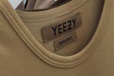 Kanye West Opens Yeezy Season 2 Showroom in Paris One Clothing, Clothing Labels, Fashion Images, Fashion Details, Fashion Mark, Everything Designer, Yeezy Fashion, Textiles, Label Design
