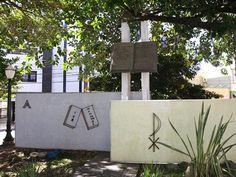 Monumento á Bíblia - Ponta Grossa, Paraná