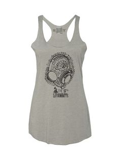 57th GRAMMYs Women's Headphone Genre Tank
