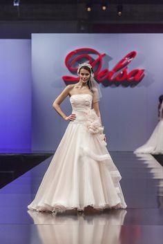 Delsa Couture collection - D6511