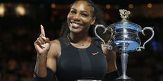 Serena Williams Strolls By A Park And Challenges Two Random Dudes To Tennis | The Huffington Post